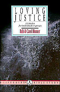 Loving Justice Book Cover