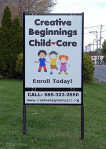 CBCC Sign #1A